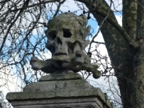 3 - Memento mori, Church of St Nicholas