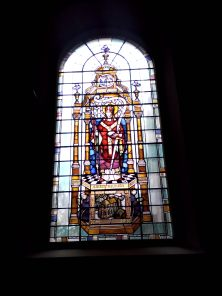 St Thomas window, St Magnus