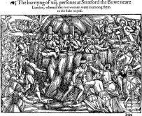 1 - Burning of Protestants at Stratford