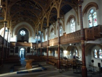 3 - General view of interior looking from altar