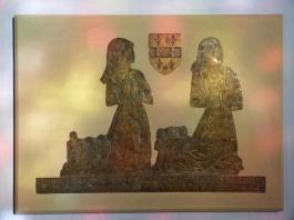 5 - Amondesham memorial (d. 1490)