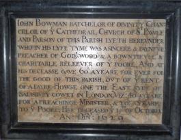 6 - Bowman memorial (d. 1629)