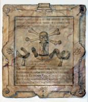 7 - Taverner memorial (d. 1638)