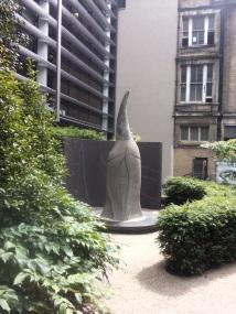 Catrin Glyndwr memorial