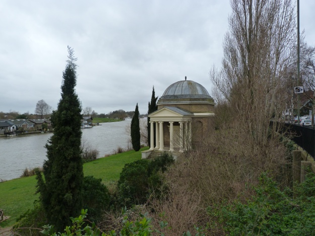 Garrick's Temple to Shakespeare
