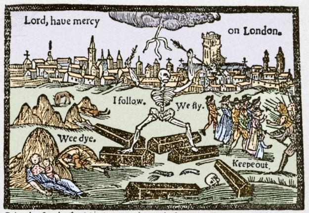 Lord have mercy on London (1665)