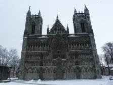 2 - Nidaros Cathedral (Trondheim)