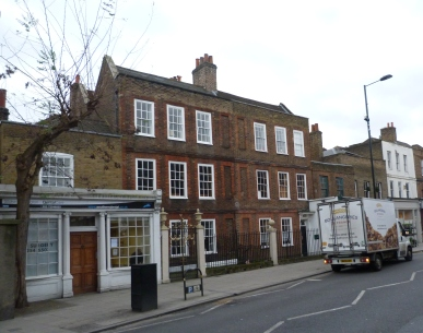 Sisters' Place, Stoke Newington (1714) - Copy