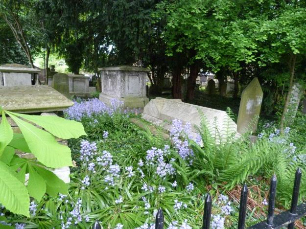 3 - Churchyard