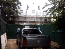 Eagle House undergoing redevelopment
