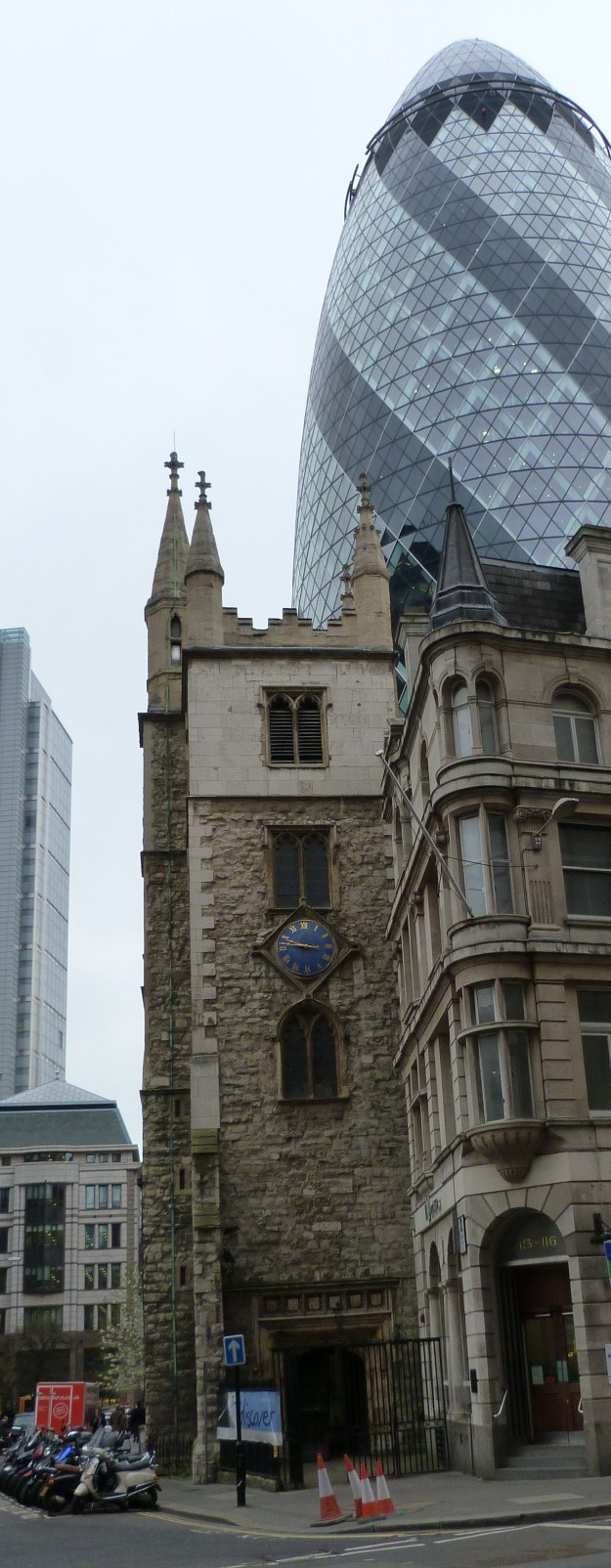 st-andrew-undershaft-with-the-gherkin-in-the-background