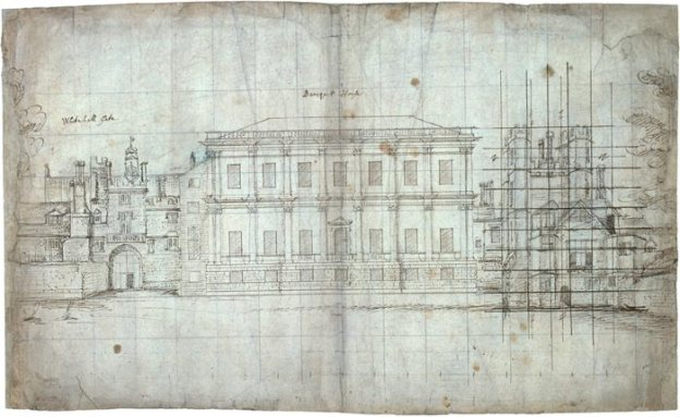 inigo-joness-plan-for-the-banqueting-house