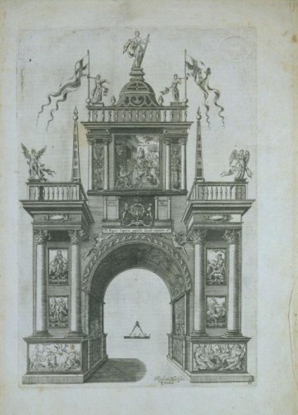 2 - The Arch of the Italians