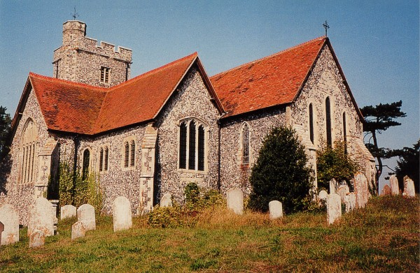Boughton Church (St Peter and St Paul).JPG