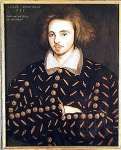 1 - Christopher Marlowe