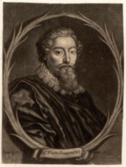 NPG D689,Francis Beaumont,by; after Francis Kyte; Unknown artist