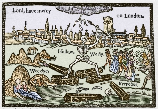 an analysis of the great plague of london The great plague: the story of london's most deadly year user review - not available - book verdict sickness had always spread in the most poverty-stricken areas of.