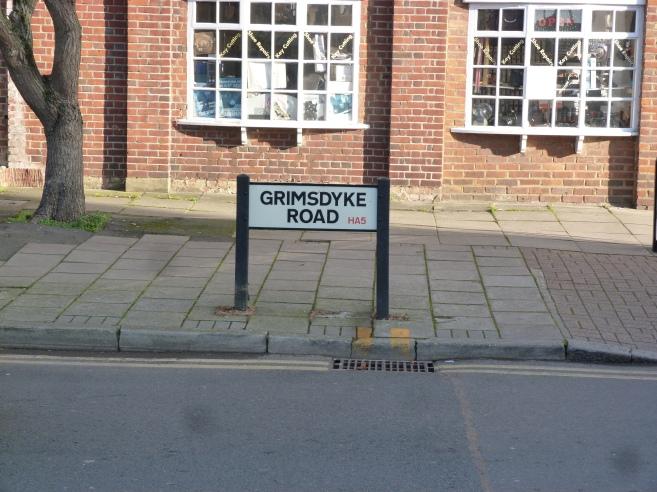 Grimsdyke Road.JPG