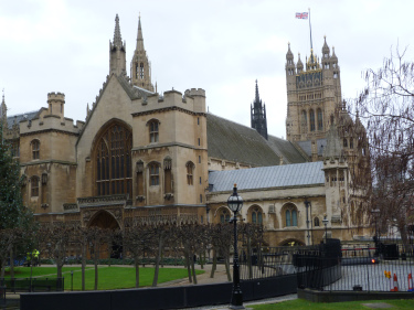 1 - Exterior of Westminster Hall