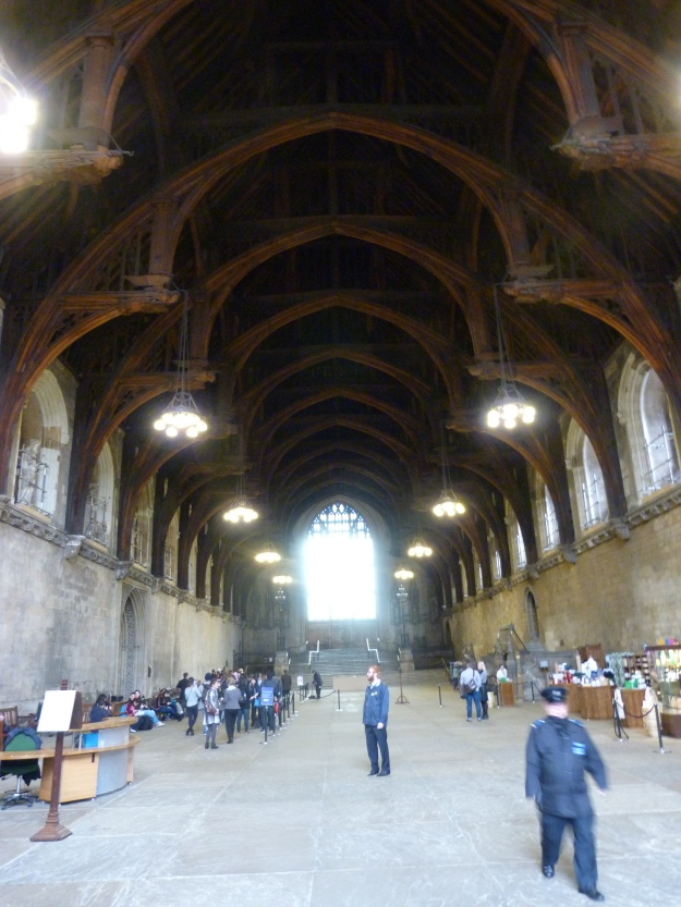 2 - Interior of Westminster Hall.JPG