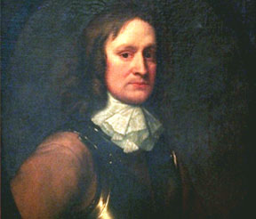 A seventeenth-century portrait of John Hampden (Robert Walker)