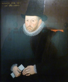 Thomas Fanshawe (1533-1601)