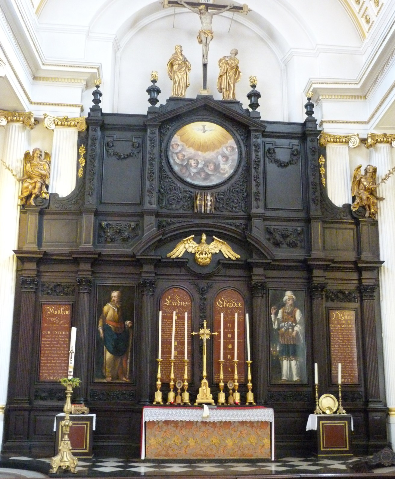 2 - General view of interior of church.JPG