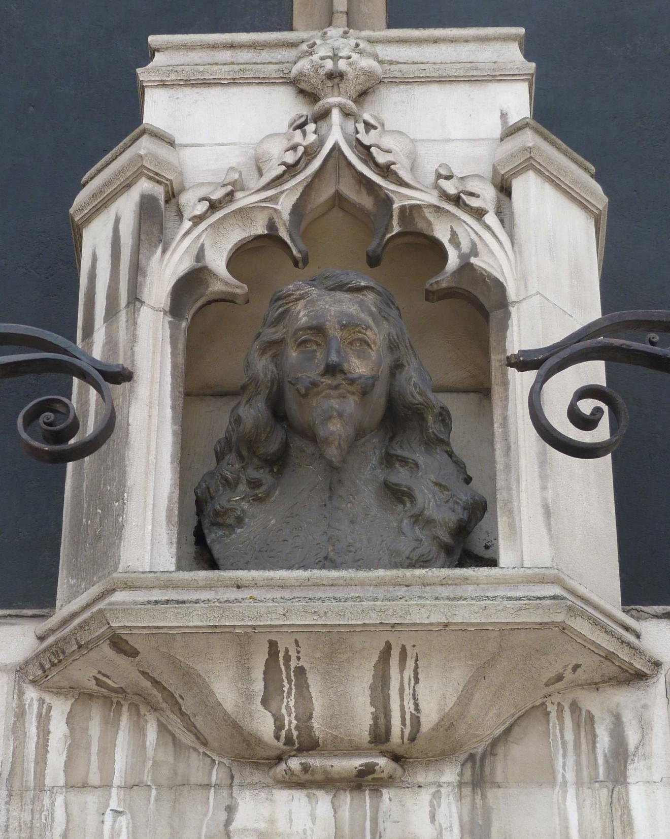Charles I, St Margaret Westminster.JPG