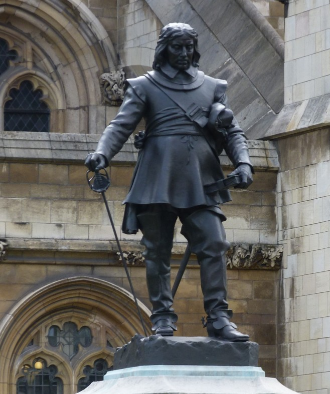 Cromwell, Palace of Westminster.JPG