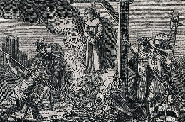Martyrdom of John Forest