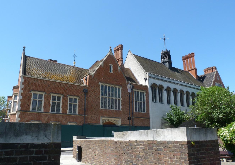 7 - The rebuilt Crosby Hall in Chelsea.JPG