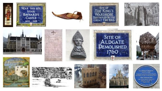 Chaucer's London - Copy