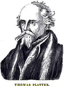 Thomas Platter