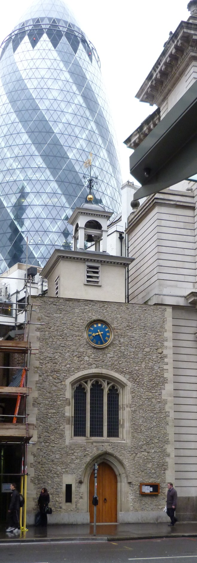 Church with Gherkin in background.JPG