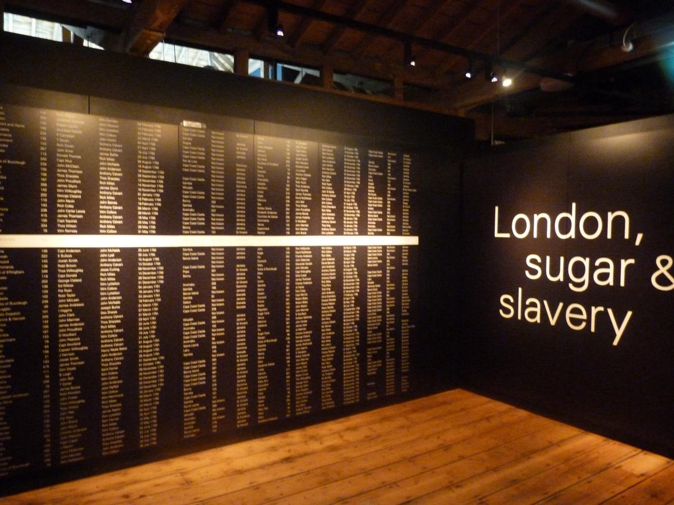London, Sugar & Slavery.JPG
