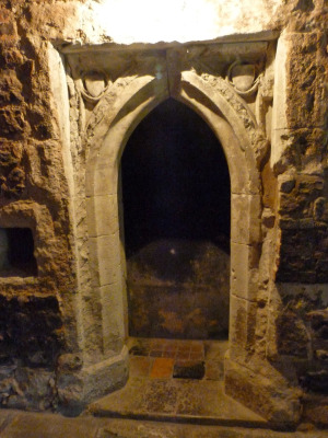 Monastic cell