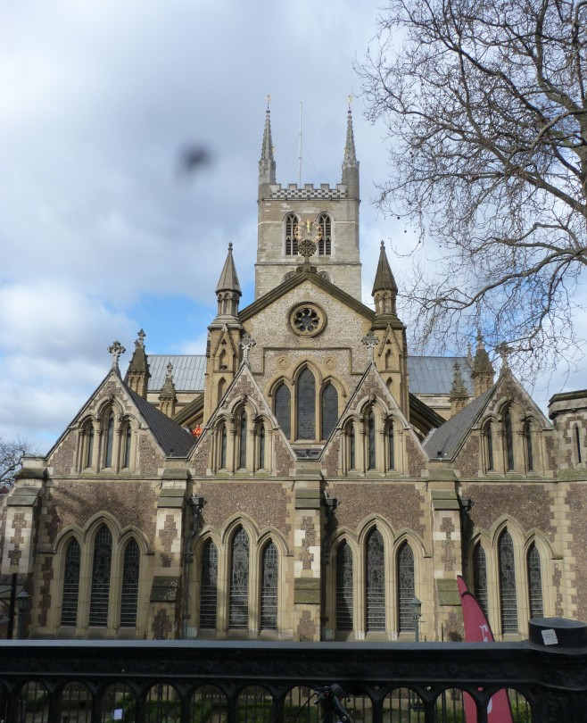 Southwark Cathedral (2) - Copy