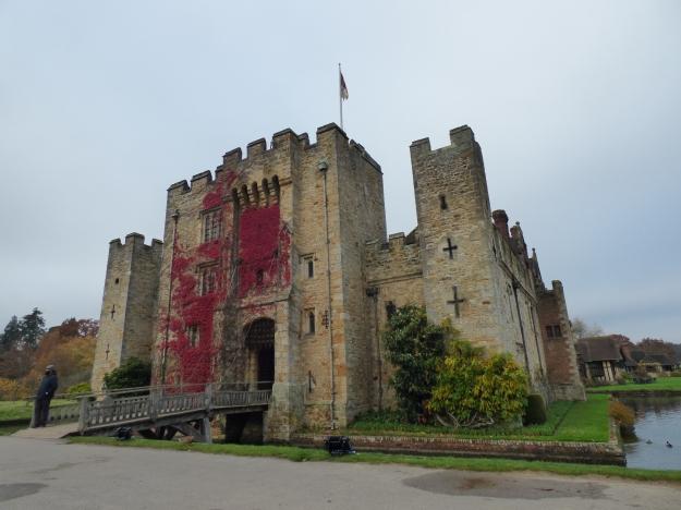 1 - Castle, moat and drawbridge.JPG