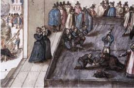 The Executions of Thomas Culpeper and Francis Dereham
