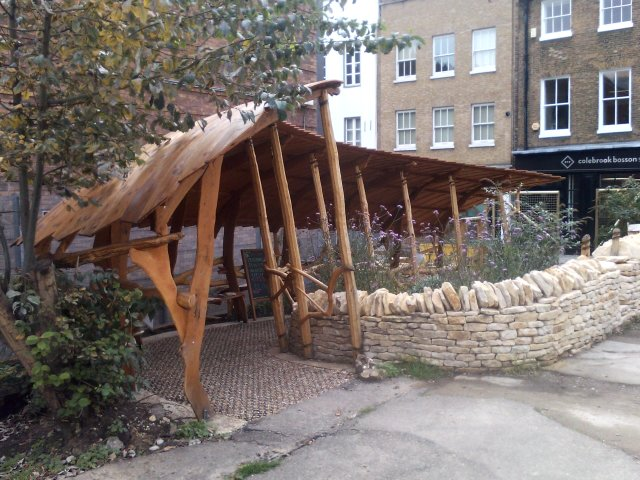the-recently-completed-goose-wing-shelter-in-the-community-garden