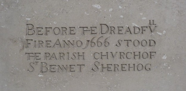 St Benet Sherehog (2)