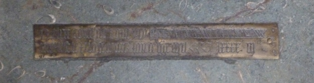Cotesbrok memorial (1393), St Helen Bishopsgate