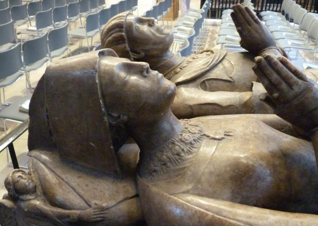 Crosby memorial (1478), St Helen Bishopsgate
