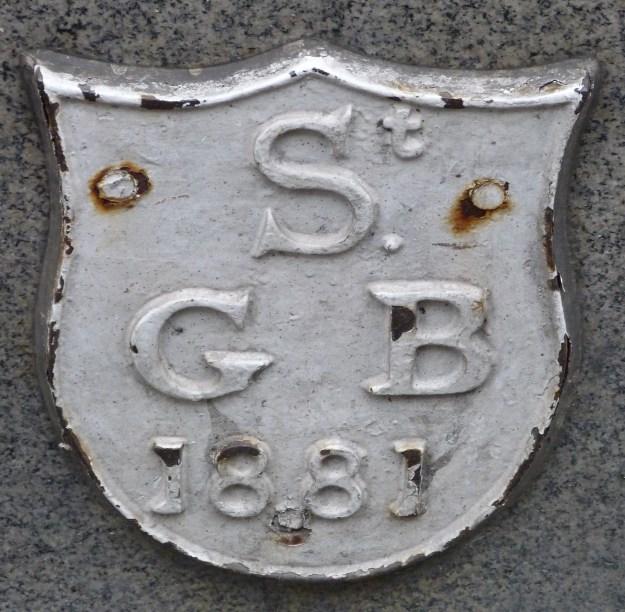 Parish boundary marker (1)
