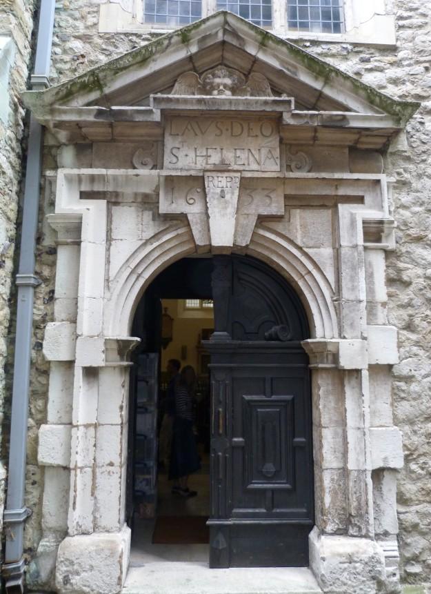 St Helen Bishopsgate (2)