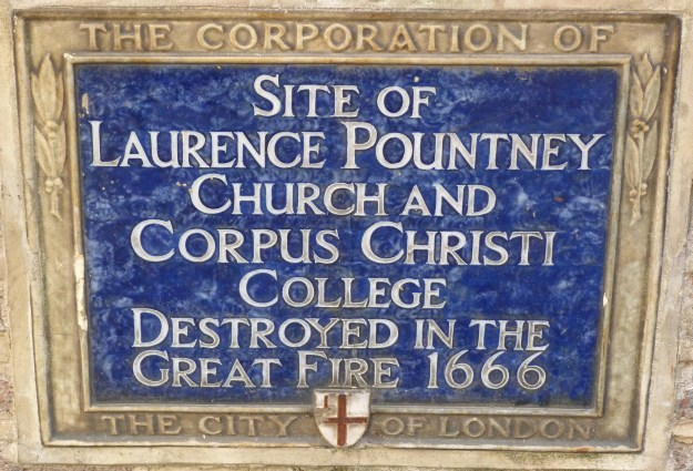 St Laurence Pountney