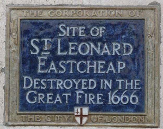 St Leonard Eastcheap (2)
