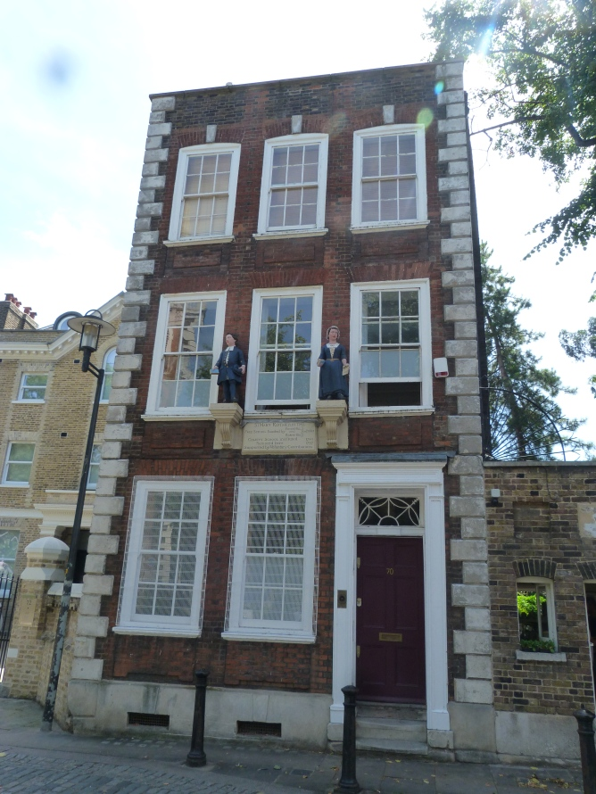 St Mary Rotherhithe Free School (1797)